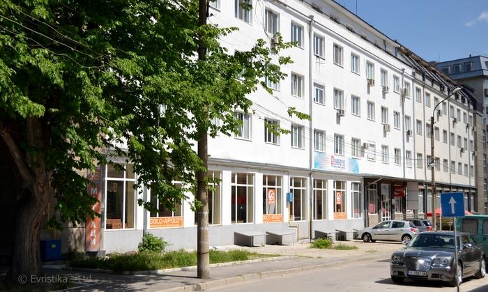 Адм.сграда на ул.Дунав 10
