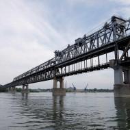 Ruse Bulgaria,Danube bridge