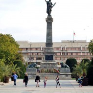 Ruse Bulgaria,Monument of Liberty
