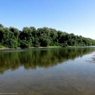 Ruse Bulgaria,Natural Danube Landscape