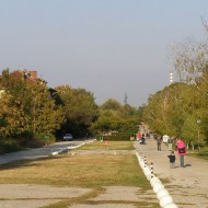 Bulgaria,The Park of Ruse