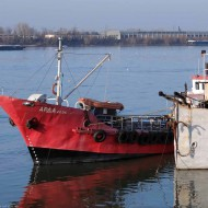 Ruse Bulgaria, Red ship-Danube