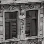 Ruse Bulgaria,old facade