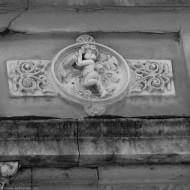 Ruse Bulgaria,small facade element