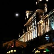 Ruse at night,Bulgaria