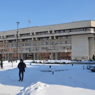 Municipality of Ruse,Winter